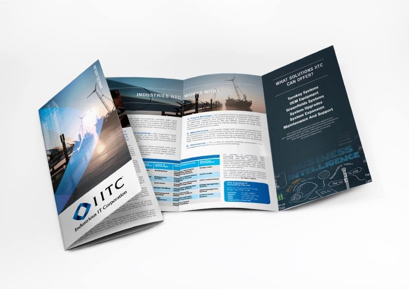 Brochure designs award winning affordable logo design for Award winning brochure design