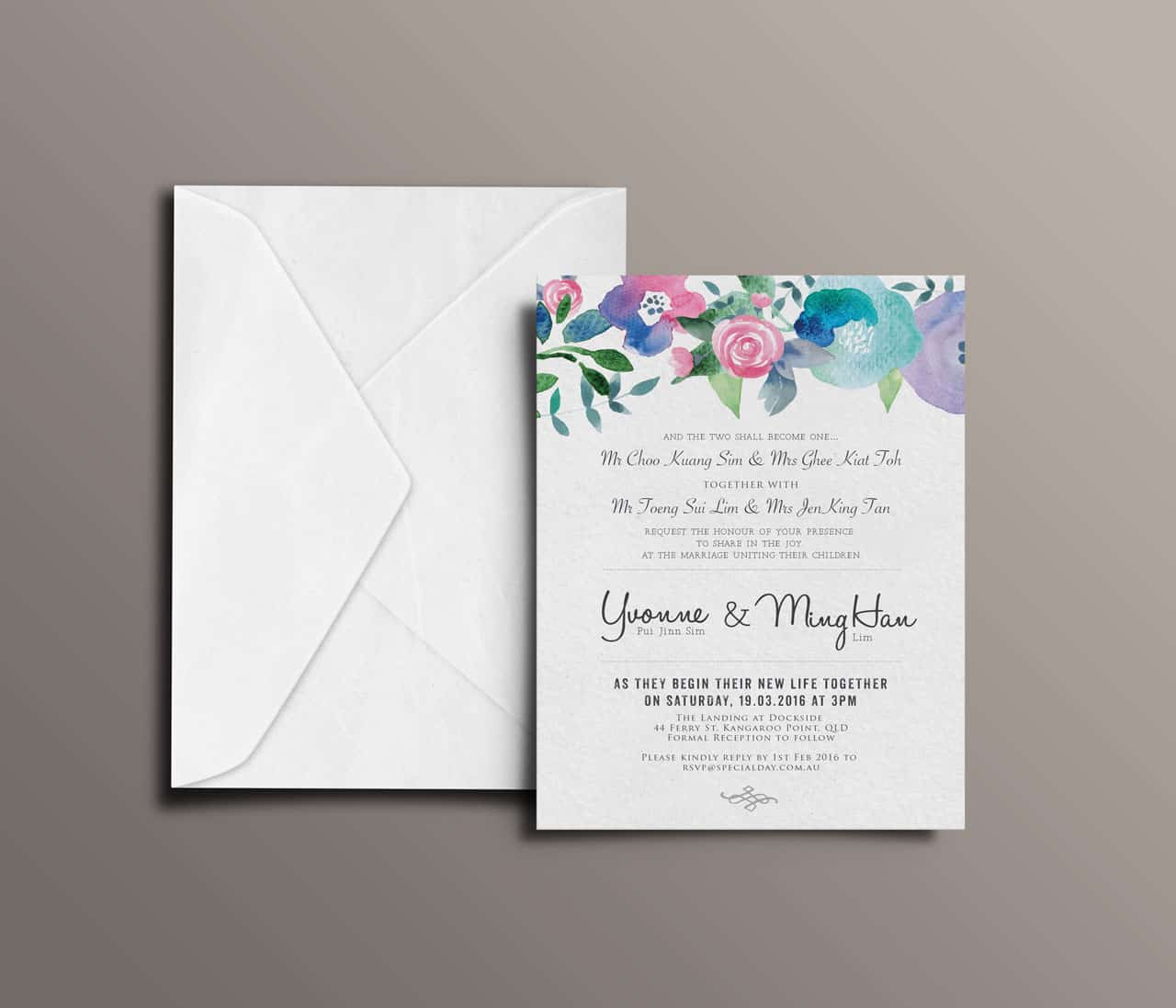 wedding invitation graphic design sydney - 28 images - wedding ...