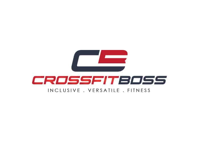 Cross Fit Boss Logo Design by Daniel Sim