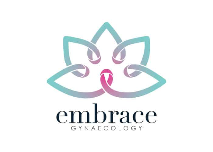 Embrace Gynaecology Logo Design by Daniel Sim