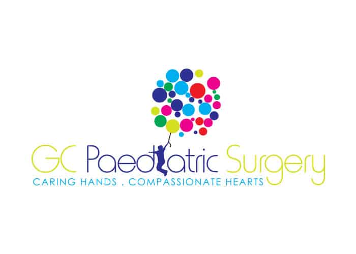 Gold Coast Paediatric Surgery Logo Design by Daniel Sim