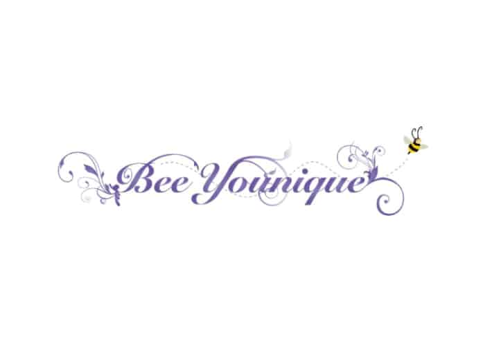 Bee Younique Logo design by Daniel Sim