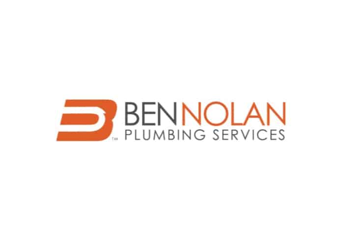 Ben Nolan Plumbing Services Logo Design by Daniel Sim
