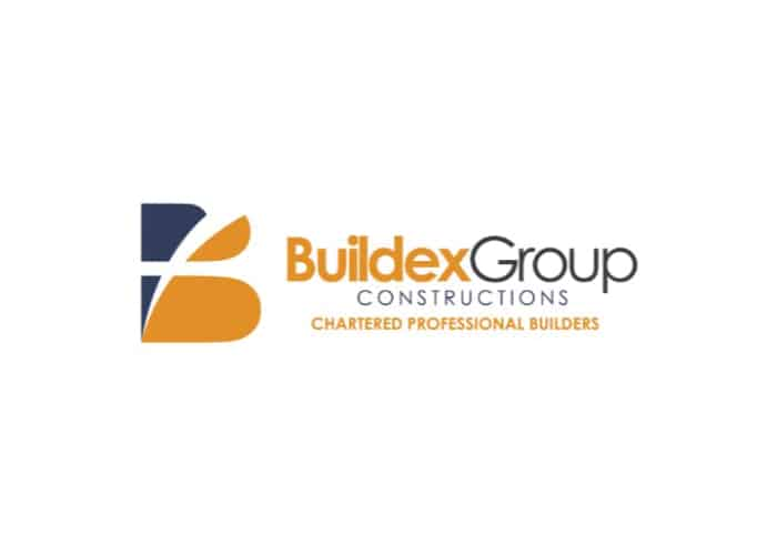Buildex Group Constructions Logo Design by Daniel Sim