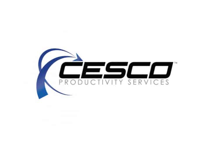 Cesco Productivity Services Logo Design by Daniel Sim