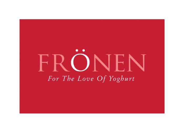 Fronen Logo Design by Daniel Sim