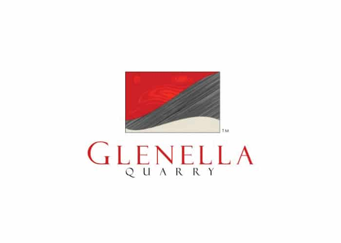 Glenella Quarry Logo Design by Daniel Sim