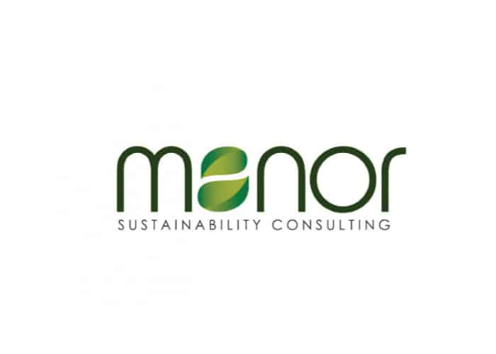 Manor Sustainability Consulting Logo Design by Daniel Sim
