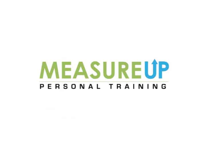 Measure Up Personal Training Logo design by Daniel Sim