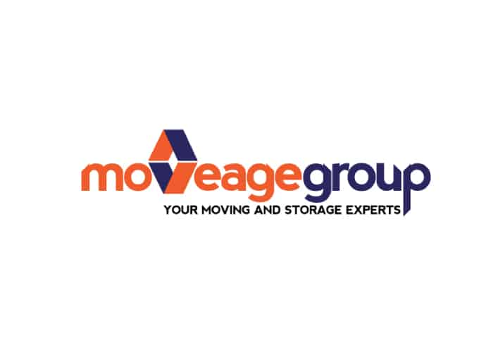 Moveage Group Logo Design by Daniel Sim