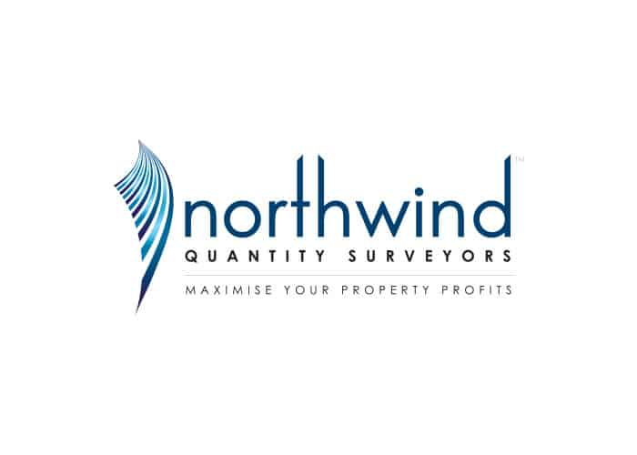 Northwind Quality Surveyors Logo Design by Daniel Sim