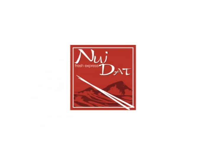 Nui Dat Logo Design by Daniel Sim