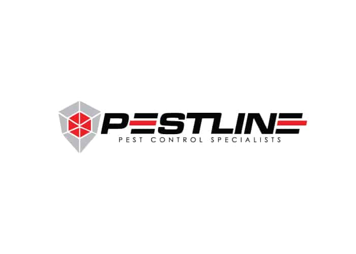Pestline Pest Control Specialists Logo Design by Daniel Sim