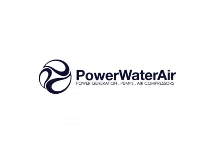 Power Water Air Logo Design by Daniel Sim