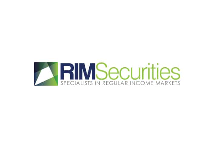 Rim Securities Specialists in Regular Income Markets Logo Design by Daniel Sim
