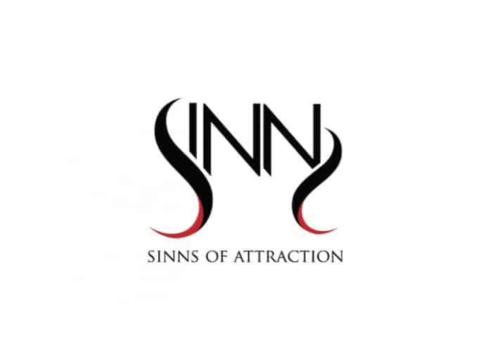 Sinns of Attraction Logo Design by Daniel Sim