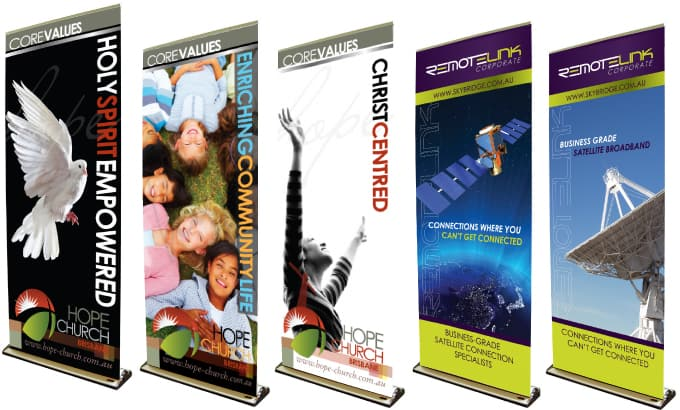 Exhibition Banner Designs