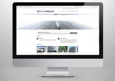 Euro Precast Web Design Melbourne