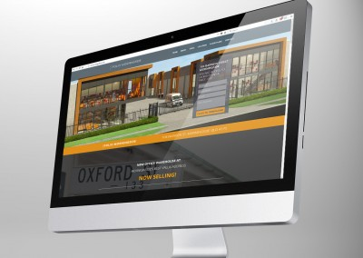 Folio Morningside Property Development Landing Web Page