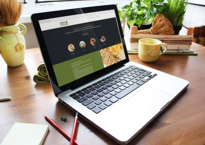 Perks Kitchen – Website Design Brisbane
