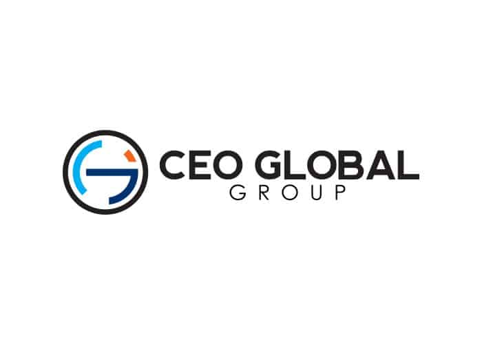 CEO Global Group Logo Design by Daniel Sim