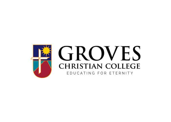 Groves Christian College Logo Design by Daniel Sim