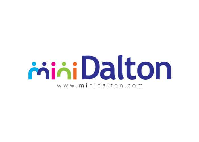 Mini Dalton Logo Design by Daniel Sim