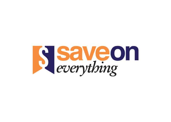 Save On Everything Logo Design by Daniel Sim