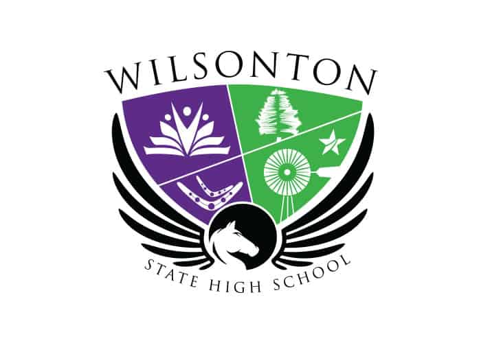 Wilsonton State High School Logo Design by Daniel Sim