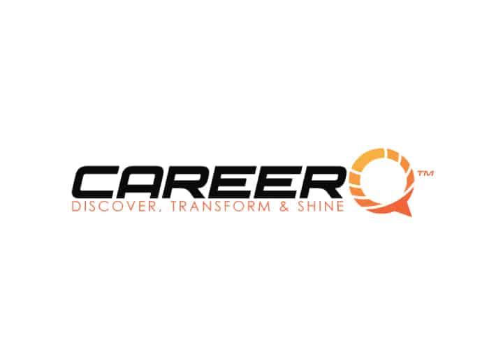 Career Q Logo Design by Daniel Sim