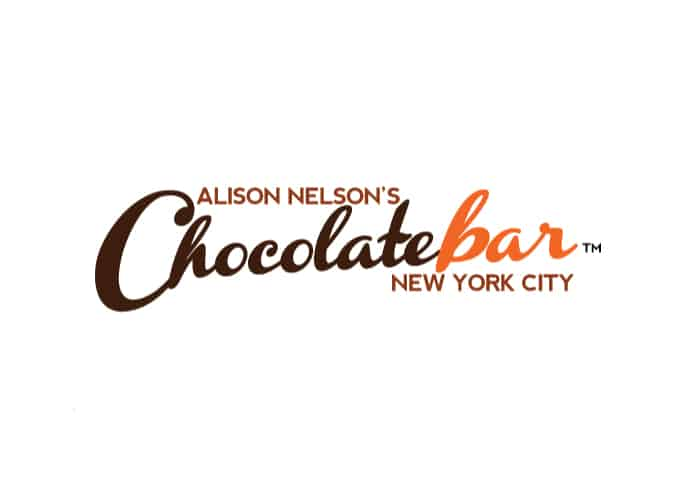 Chocolate Bar New York City Logo Design by Daniel Sim