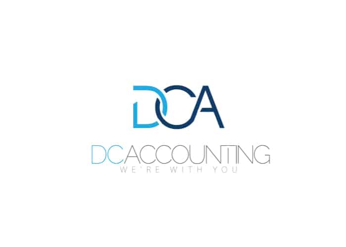 DC Accounting Logo Design by Daniel Sim