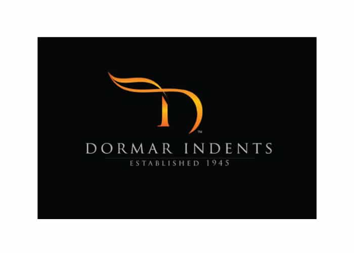 Dormar Indents Logo Design by Daniel Sim