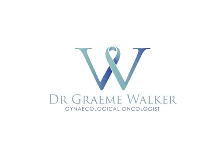 Dr. Graeme Walker Gynaecological Oncologist Logo Design by Daniel Sim