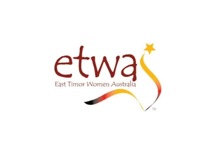 East Timor Women Australia Logo Design by Daniel Sim