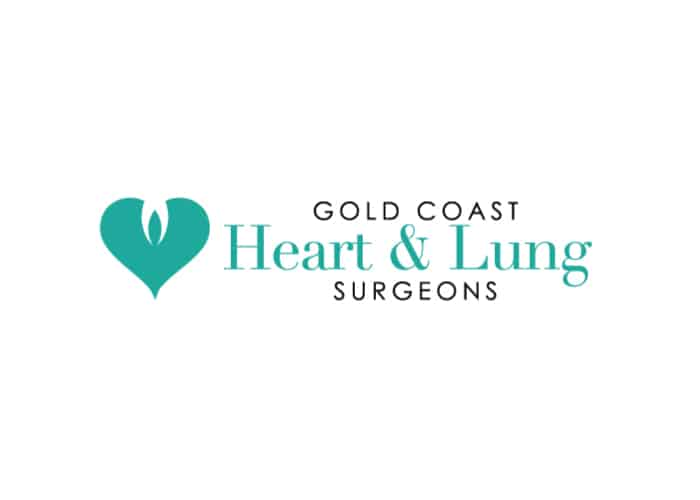 Gold Coast Heart and Lung Surgeons Logo Design by Daniel Sim