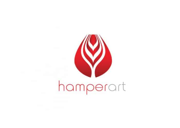Hamper Art Logo Design by Daniel Sim