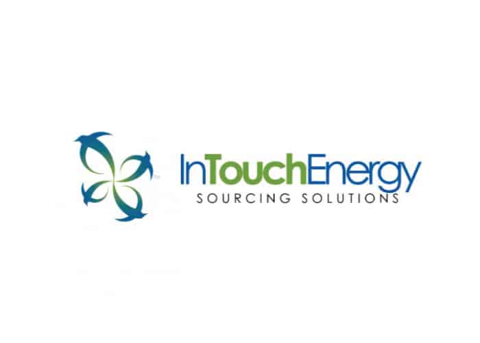 inTouch Energy Sourcing Solution Logo Design by Daniel Sim