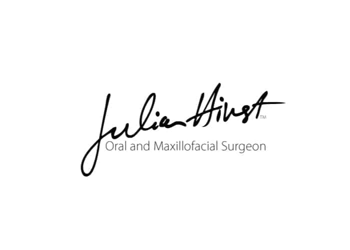 Julian Hirst Oral and Maxillofacial Surgeon Logo Design by Daniel Sim