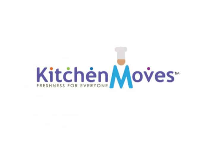 Kitchen Moves Logo Design by Daniel Sim