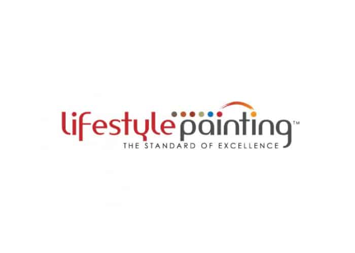Lifestyle Painting Logo Design by Daniel Sim