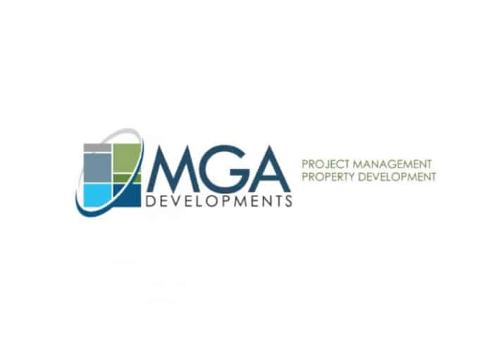 MGA Developments Logo Design by Daniel Sim