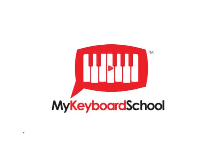 My Keyboard School Logo Design by Daniel Sim
