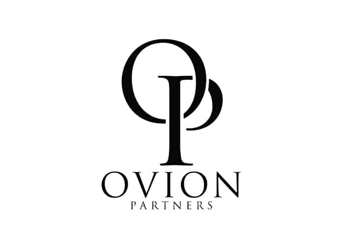 Ovion Partners Logo Design by Daniel Sim