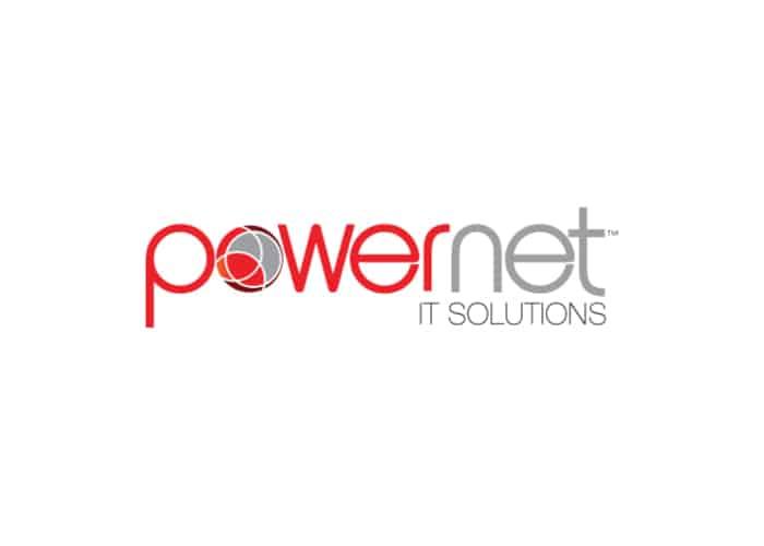 Powernet IT Solutions Logo Design by Daniel Sim