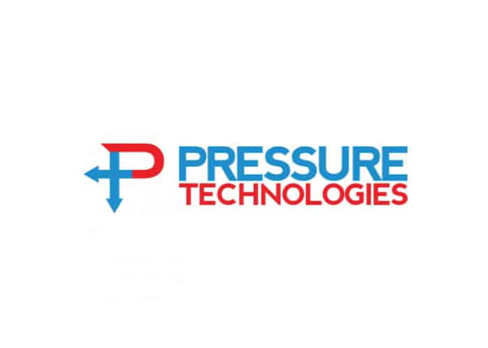 Pressure Technologies Logo Design by Daniel Sim