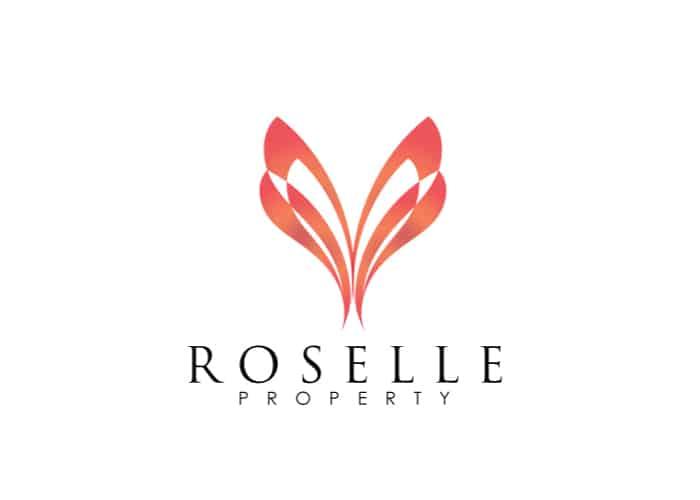 Roselle Property Logo Design by Daniel Sim