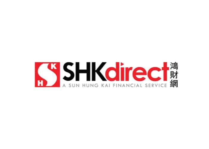Sun Hung Kai Direct Logo design by Daniel Sim