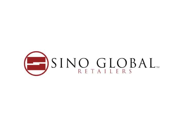 Sino Global Retailers Logo Design by Daniel Sim