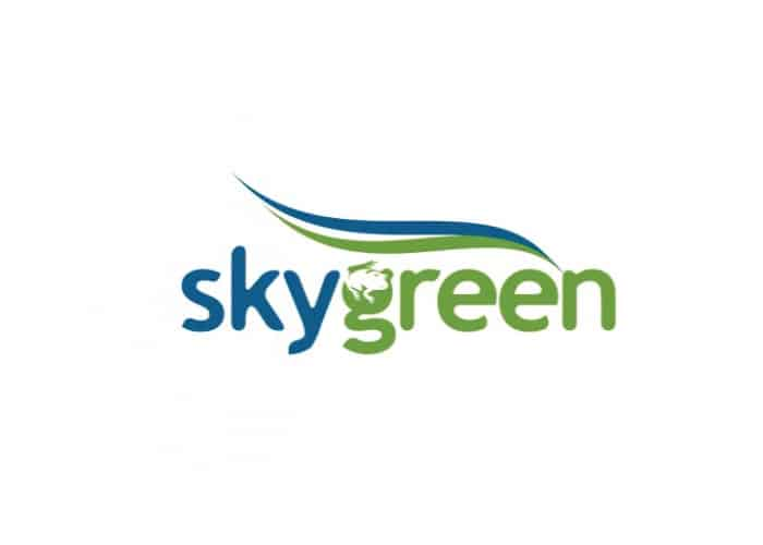 Sky Green Logo design by Daniel Sim